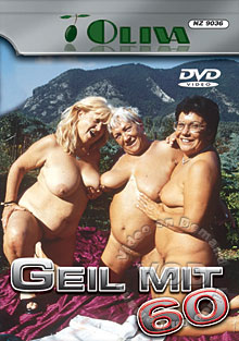 Geil Mit 60 (Horny At 60) Box Cover