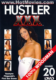 Hustler XXX Number 20 Box Cover