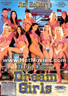 High Desert Dream Girls Box Cover