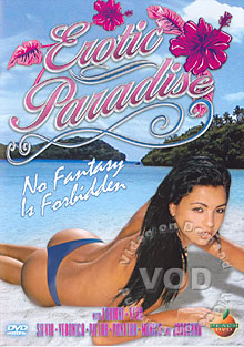 Erotic Paradise Box Cover