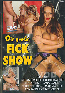 Die Grosse Fick-Show Box Cover