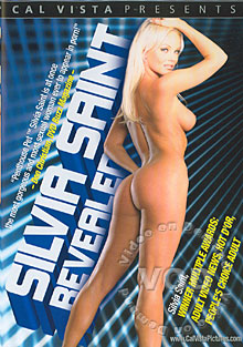Silvia Saint Revealed Box Cover