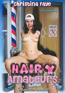 Hairy Amateurs Box Cover