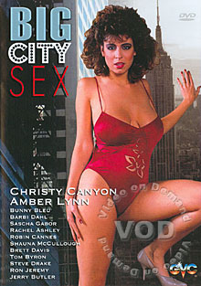 Big City Sex Box Cover