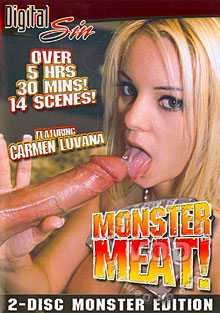 Monster Meat! Box Cover