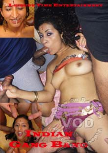 Indian Gang Bang Box Cover