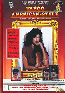 Taboo American-Style Part IV - The Exciting Conclusion Box Cover