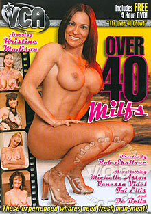 Over 40 MILFs Box Cover