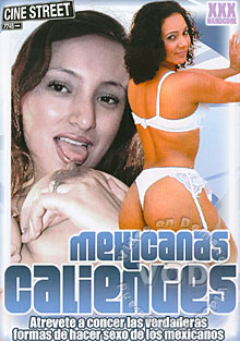 Mexicanas Calientes Box Cover