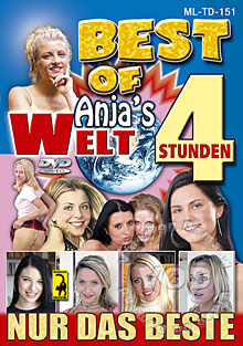 Best Of Anja's Welt (Best Of Anja's World) Box Cover