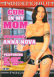 Cum In My Mom Box Cover