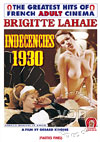 Indecencies 1930 (English Language)