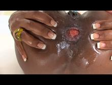 imani Rose anal