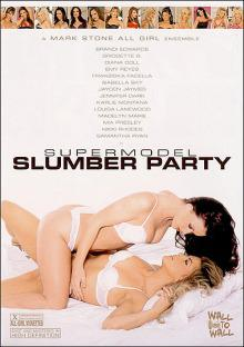 Supermodel Slumber Party Box Cover