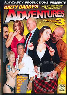 Dirty Daddy's Adventures Volume 3 Box Cover