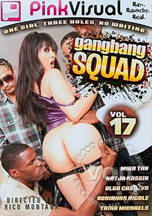 Gangbang Squad Volume 17 Box Cover
