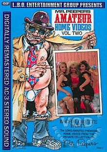 Mr. Peepers Amateur Home Videos Vol. 2 - Bachelorette Party Box Cover