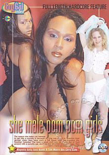 She Male Pom Pom Girls Box Cover