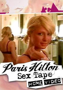 Paris Hilton Sex Tape Home Video Box Cover