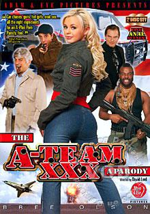 The A-Team XXX - A Parody (Disc 1) Box Cover