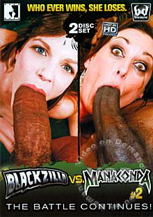 Vs manaconda blackzilla