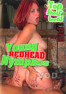 Young Redhead Nymphos Box Cover