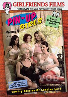 Pin-Up Girls Volume 4 Box Cover