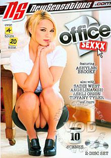 Office Sexxx (Disc 1) Box Cover