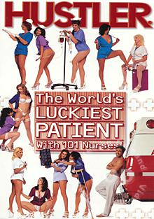 World's Luckiest Patient With 101 Nurses Box Cover