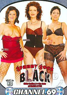 Granny Goes Black Box Cover