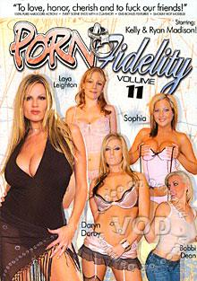 Porn Fidelity 11 Box Cover