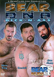Bear DNA (Dick-N-Ass) Box Cover