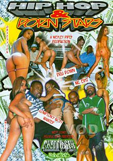 Hip Hop & Porn Stars Box Cover