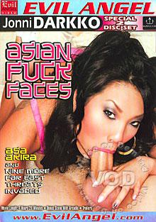 Asian Fuck Faces (Disc 1) Box Cover