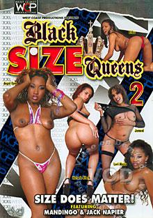 Black Size Queens 2 Box Cover
