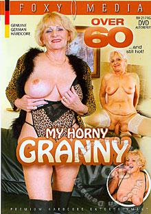 Over 60... And Still Hot! My Horny Granny Box Cover