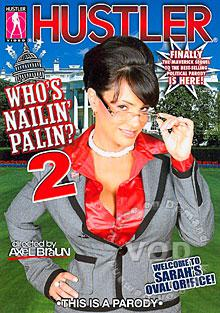 Who's Nailin' Palin? 2 Box Cover
