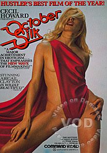 Cecil Howard's October Silk Box Cover