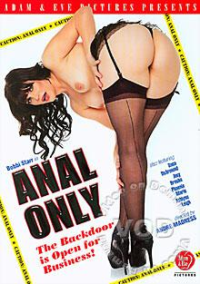Anal Only Box Cover
