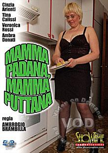 Mamma Padana, Mamma Puttana Box Cover