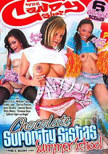 Chocolate Sorority Sistas - Summer School Box Cover