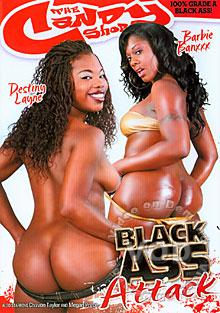 Black Ass Attack Box Cover