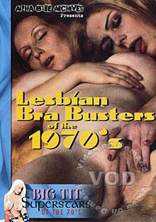 Lesbian Bra Busters of the 1970's Box Cover