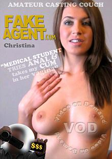 Fake Agent Presents - Christina Box Cover