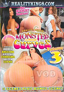 Monster Curves Volume 3 Box Cover