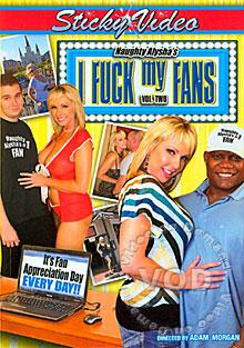 Naughty Alysha's I Fuck My Fans Vol. 2 Box Cover