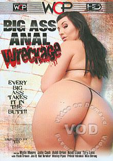 Big Ass Anal Wreckage Box Cover