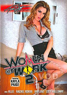 Women At Work 2 Box Cover