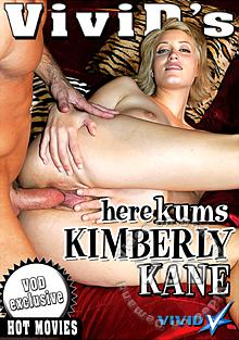 Vivid's Here Kums Kimberly Kane Box Cover
