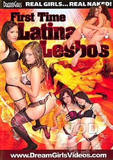 First Time Latina Lesbos Box Cover